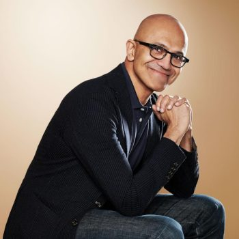 Exclusive CEO Interview Satya Nadella Reveals How Microsoft Got Its