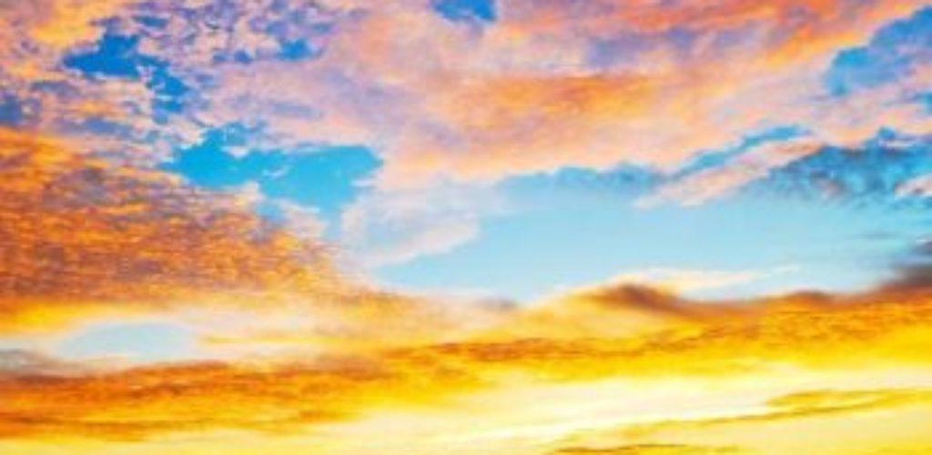 clouds-sunset