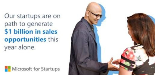 microsoft-for-startups-ontsluit-$-1-miljard-aan-verkoopkansen-voor-b2b-startups;-voegt-github-en-microsoft-power-platform-toe