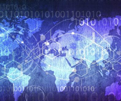 Network-digital-map